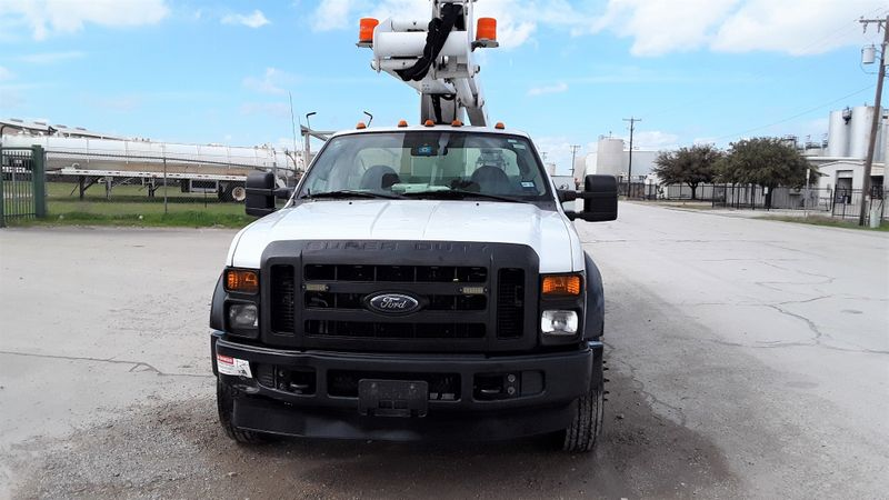 2008 Ford F450 40FT ETI BUCKET BOOM SYSTEM PWR STROKE DIESEL  city TX  North Texas Equipment  in Fort Worth, TX