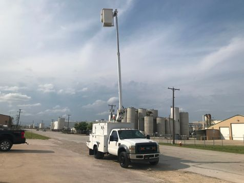 2008 Ford F450 BUCKET TRUCK   in Fort Worth, TX