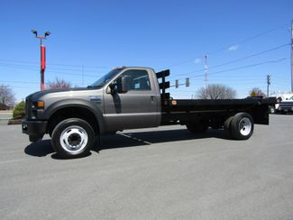 2008 Ford F450 14' Flatbed 2wd in Lancaster, PA PA