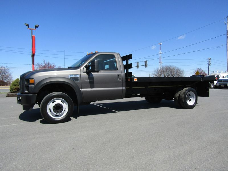 2008 Ford F450 14' Flatbed 2wd in Ephrata PA