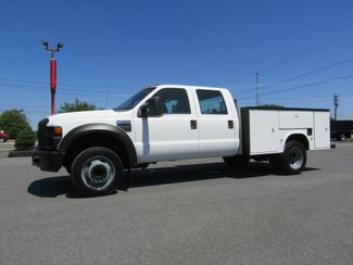 2008 Ford F450 Crew Cab 9' Utility 2wd in Lancaster, PA, PA 17522