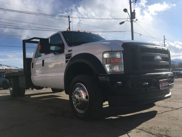 "2008 Ford F450 Super Duty Crew Cab & Chassis 176"" W.B. 4D in Missoula, MT 59801"