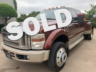 2008 Ford F450SD