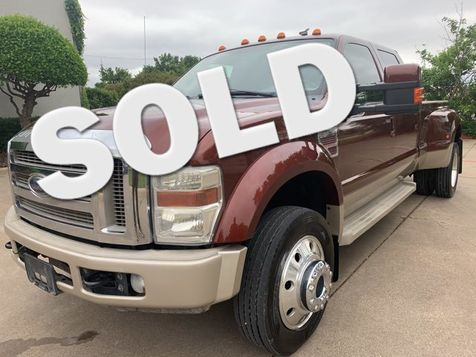 2008 Ford F450SD King Ranch in Dallas