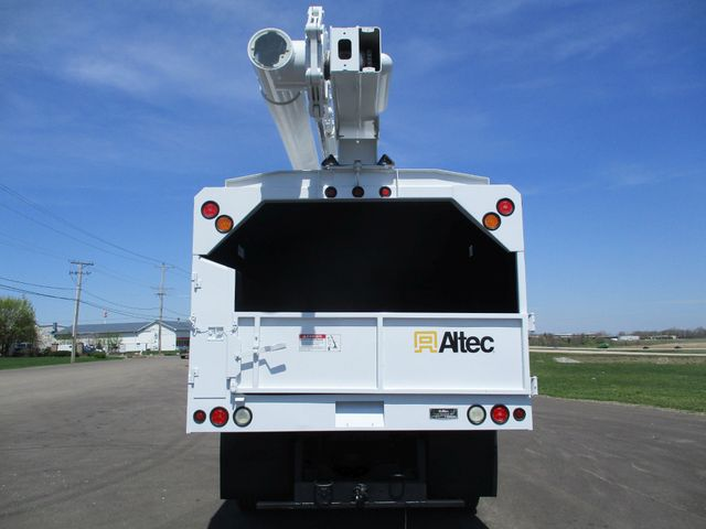 2008 Ford F750 CHIPPER DUMP BUCKET BOOM TRUCK XL Lake In The Hills, IL 3