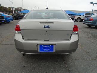 2008 Ford Focus SE  Abilene TX  Abilene Used Car Sales  in Abilene, TX