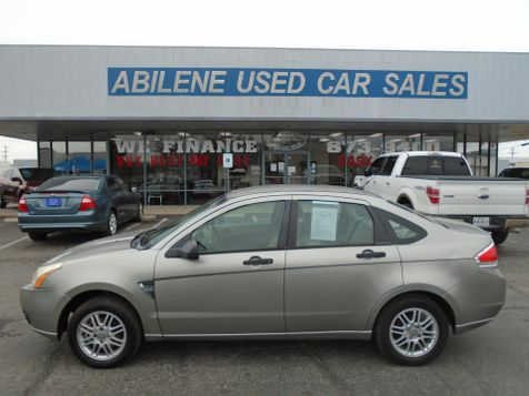 2008 Ford Focus SE in Abilene, TX