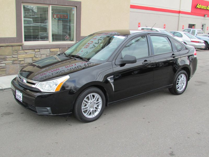 2008 Ford Focus SE Sedan  city Utah  Autos Inc  in , Utah