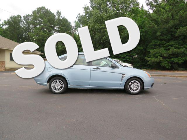 2008 Ford Focus SE Batesville, Mississippi