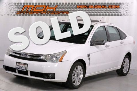 2008 Ford Focus SE - Sunroof - Only 40K miles in Los Angeles
