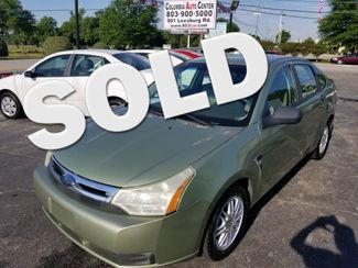 2008 Ford Focus in Columbia, SC