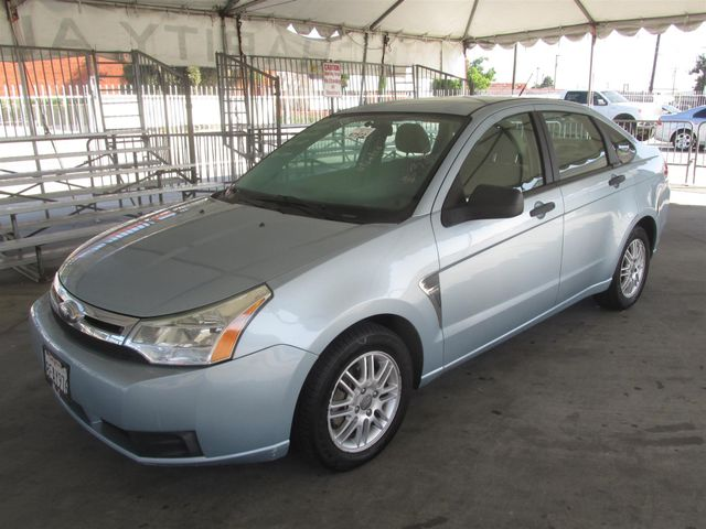 2008 Ford Focus SE Gardena, California