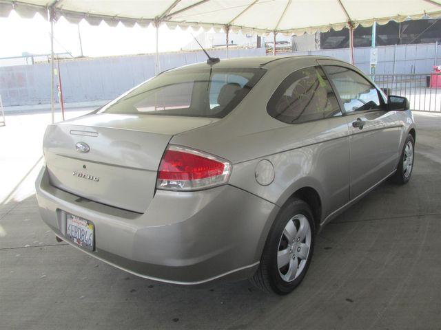 2008 Ford Focus S Gardena, California 2