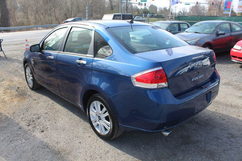 2008 Ford Focus SE  city MD  South County Public Auto Auction  in Harwood, MD