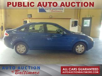 2008 Ford Focus S   JOPPA, MD   Auto Auction of Baltimore  in Joppa MD