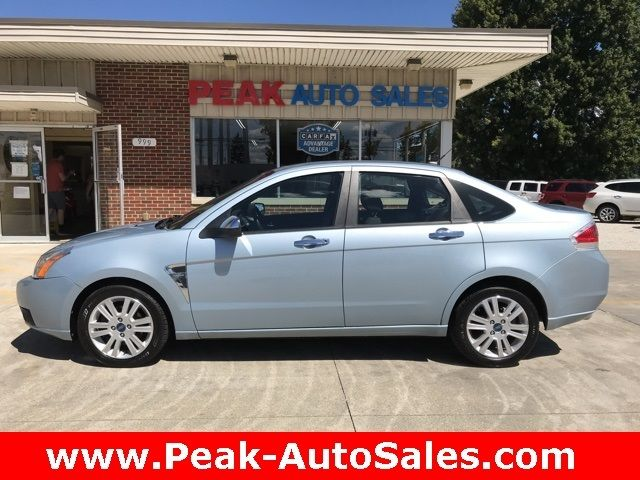 2008 Ford Focus SE in Medina, OHIO 44256