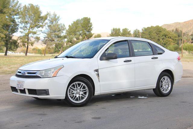 2008 Ford Focus SE Santa Clarita, CA 1