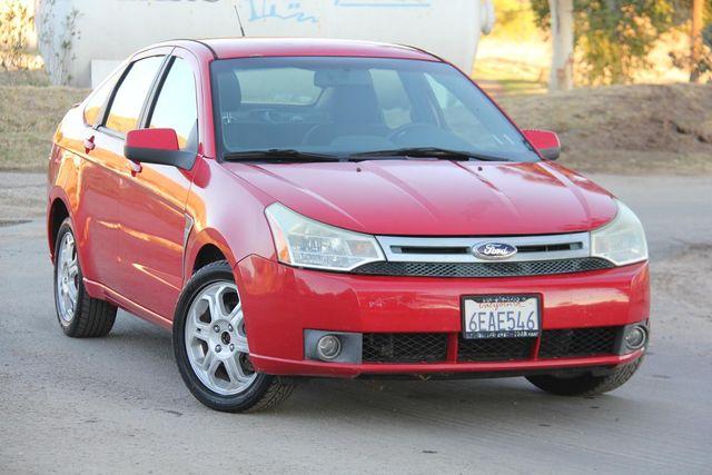2008 Ford Focus SES Santa Clarita, CA 3