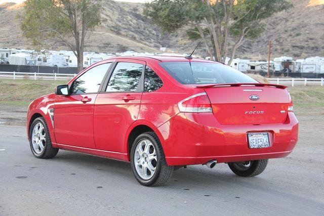 2008 Ford Focus SES Santa Clarita, CA 5