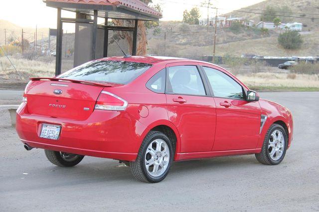 2008 Ford Focus SES Santa Clarita, CA 6