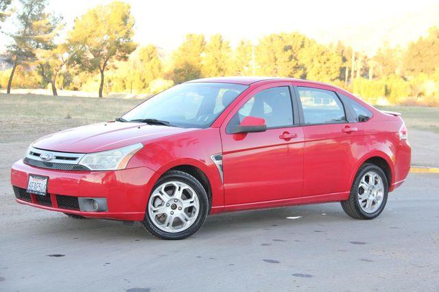 2008 Ford Focus SES Santa Clarita, CA 1