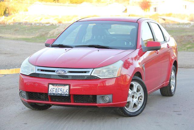 2008 Ford Focus SES Santa Clarita, CA 4