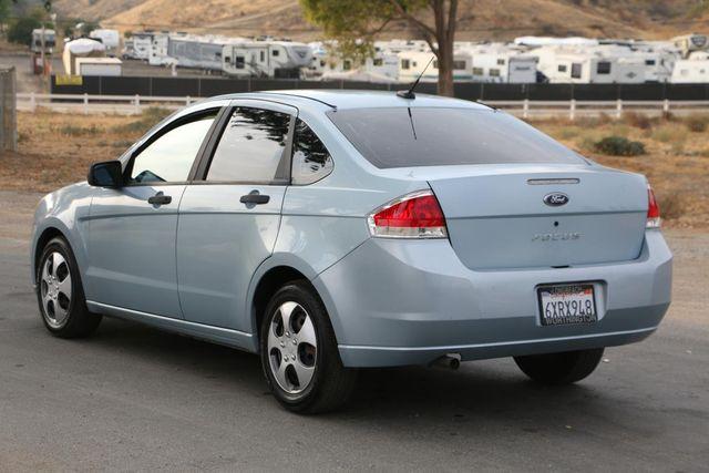 2008 Ford Focus S Santa Clarita, CA 5