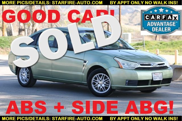 2008 Ford Focus SE Santa Clarita, CA 0