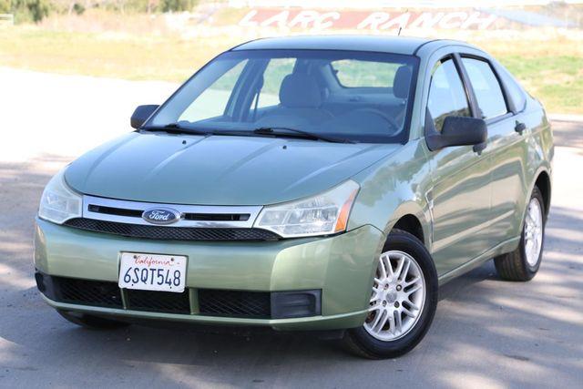 2008 Ford Focus SE Santa Clarita, CA 4