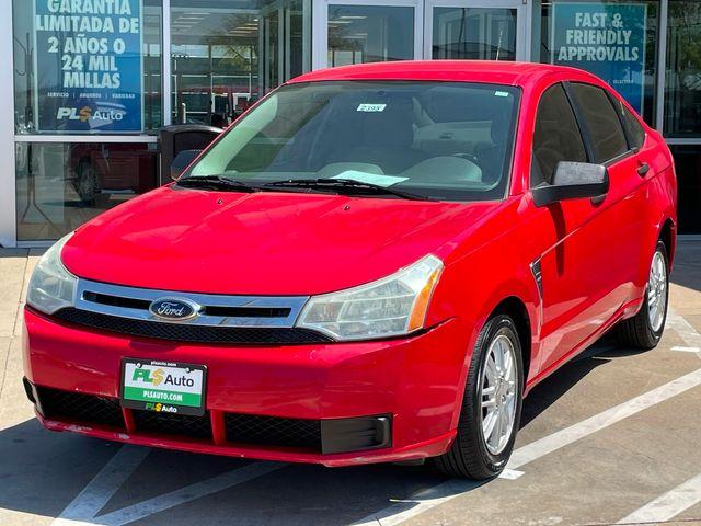 2008 Ford FOCUS SEL