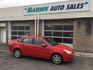 2008 Ford Focus in West Springfield, MA