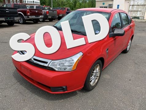 2008 Ford Focus SE in West Springfield, MA