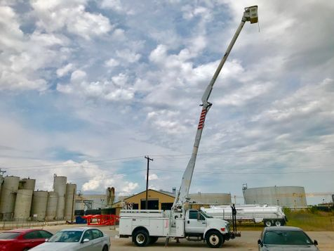 2008 Ford FORD F750 BUCKET TRUCK   in Fort Worth, TX