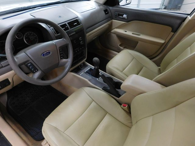 2008 Ford Fusion SE in Airport Motor Mile ( Metro Knoxville ), TN 37777