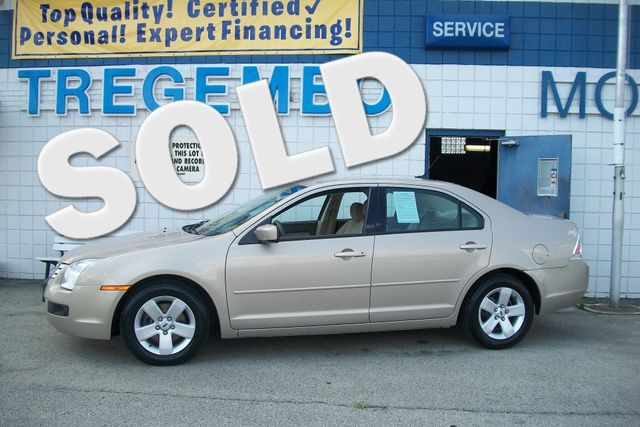2008 Ford Fusion SE in Bentleyville Pennsylvania, 15314