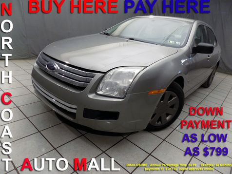 2008 Ford Fusion S As low as $799 DOWN in Cleveland, Ohio