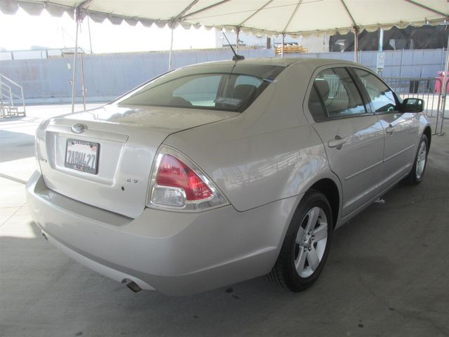 2008 Ford Fusion SE Gardena, California 2