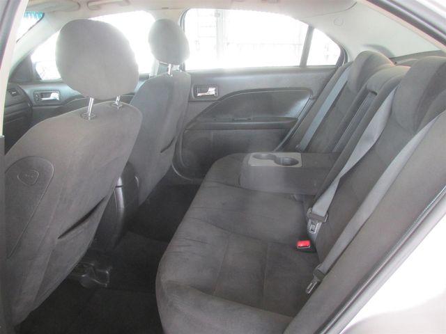 2008 Ford Fusion SE Gardena, California 10