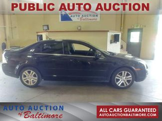 2008 Ford Fusion SEL   JOPPA, MD   Auto Auction of Baltimore  in Joppa MD