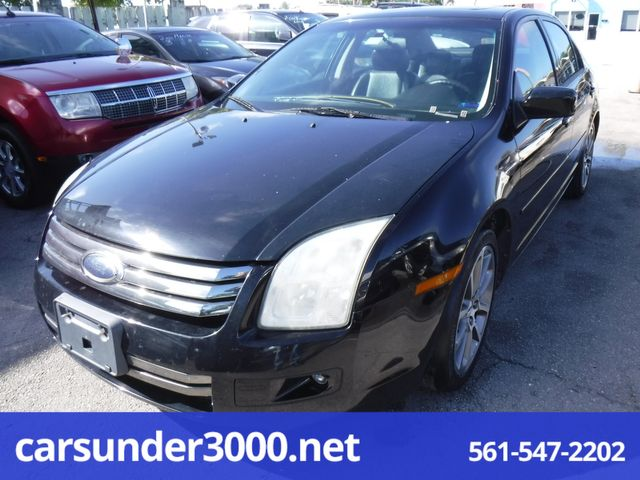 2008 Ford Fusion SE Lake Worth , Florida 1