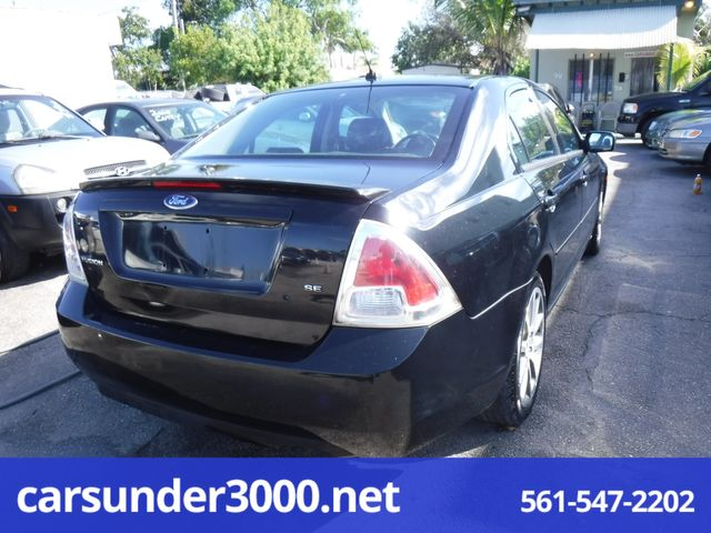 2008 Ford Fusion SE Lake Worth , Florida 2