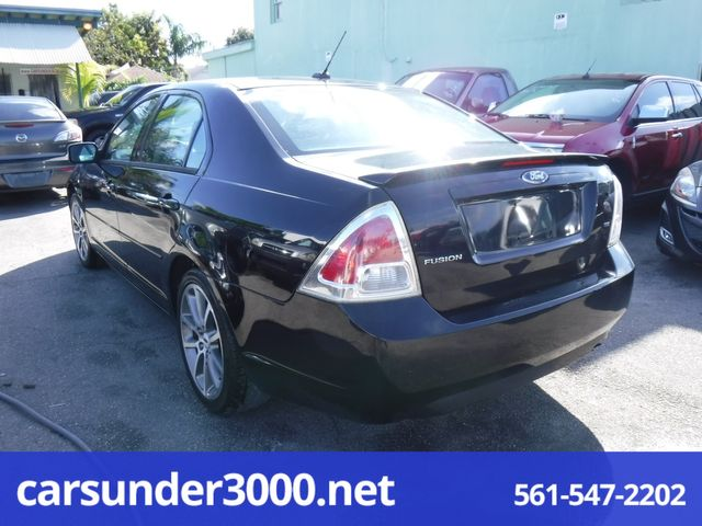 2008 Ford Fusion SE Lake Worth , Florida 3