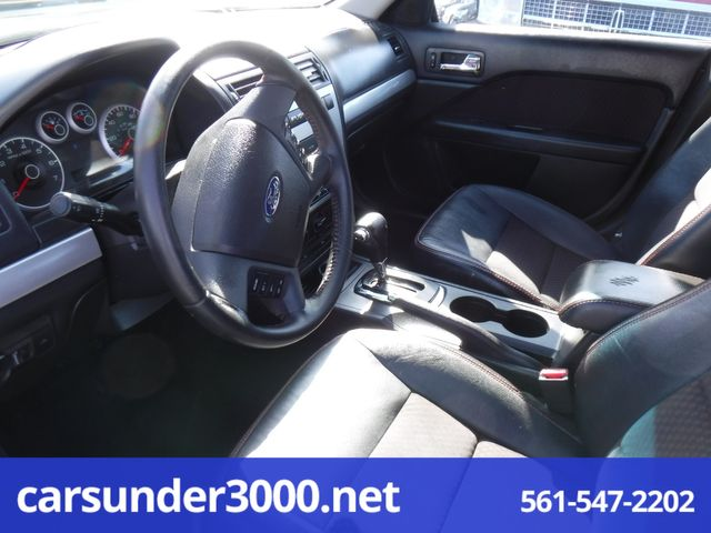 2008 Ford Fusion SE Lake Worth , Florida 4