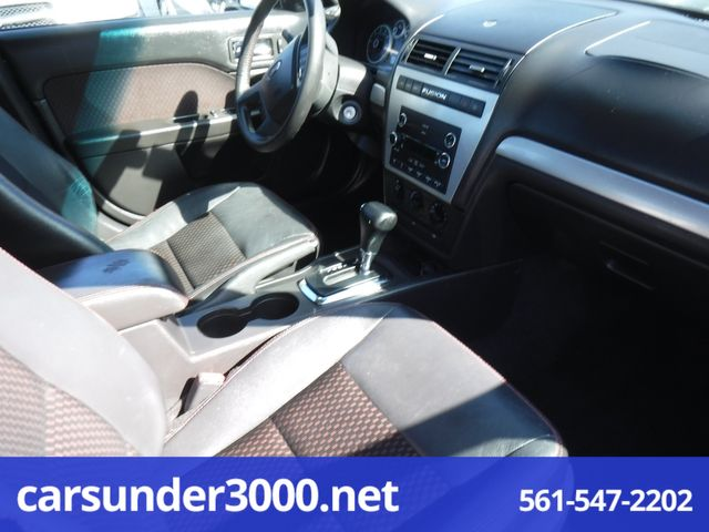 2008 Ford Fusion SE Lake Worth , Florida 6