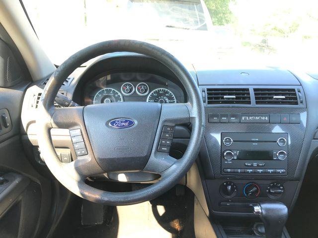 2008 Ford Fusion SE Ravenna, Ohio 8