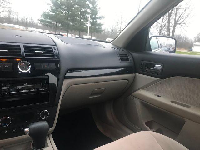 2008 Ford Fusion SEL Ravenna, Ohio 9