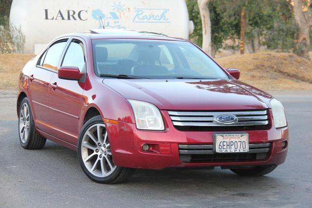2008 Ford Fusion SE Santa Clarita, CA 3
