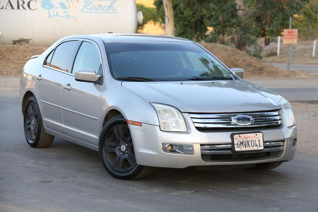 2008 Ford Fusion SEL Santa Clarita, CA 3