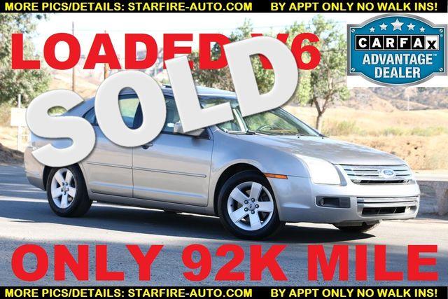 2008 Ford Fusion SE Santa Clarita, CA