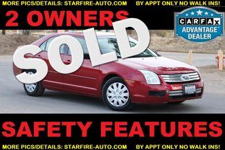 2008 Ford Fusion S in Santa Clarita, CA 91390